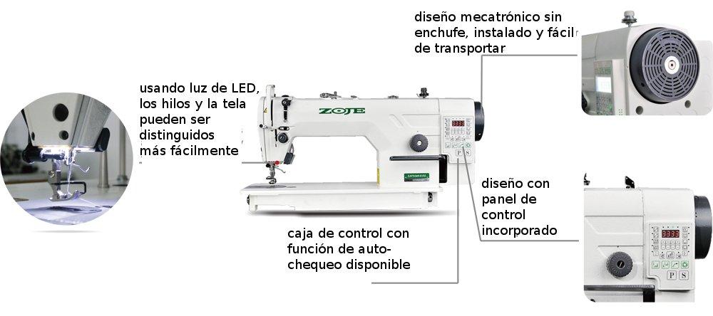 Zoje ZJ-9703 DETALLES