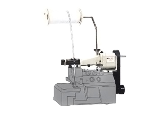 Dosificador de elástico mecánico para montaje sobre máquina fileteadora MDK61 RACING